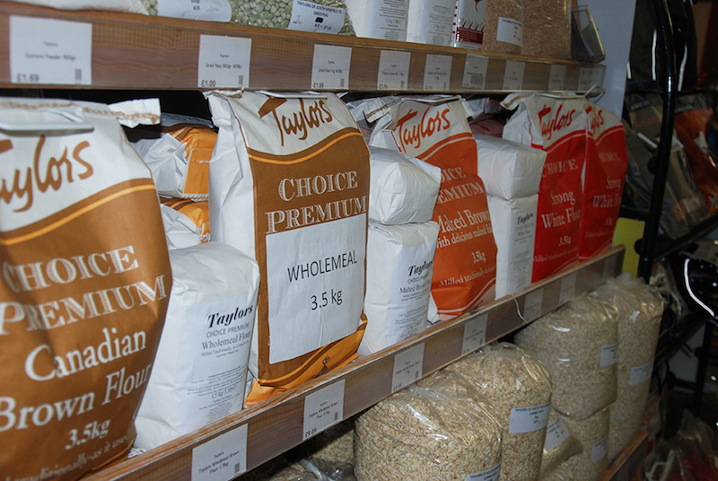 Flour South Wingfield