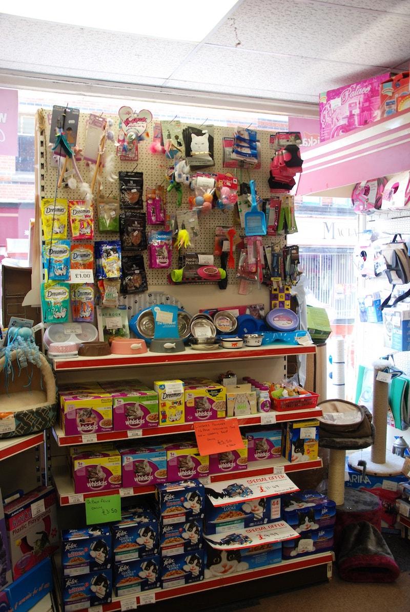 Ilkeston shop front image