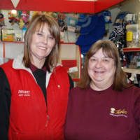 Staff at Ilkeston branch