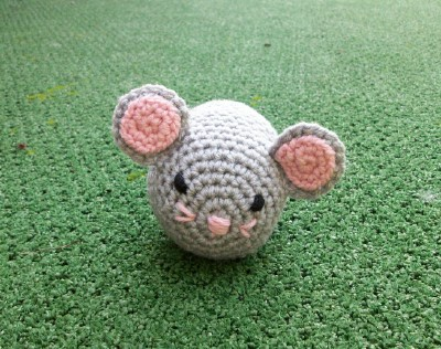 Mindy Mouse Cat Toy
