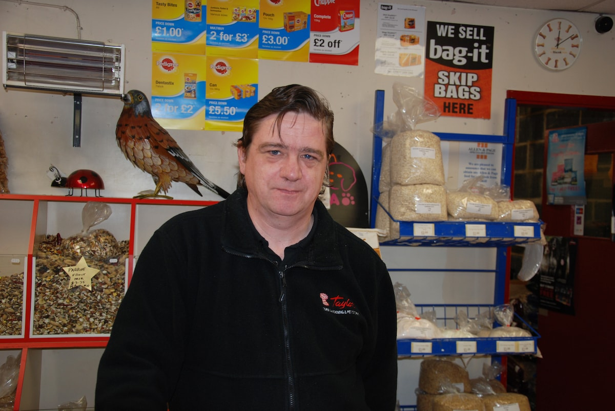 Pete has worked in Eastwood, Ilkeston and Kirkby branches.