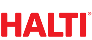 Halti logo -red